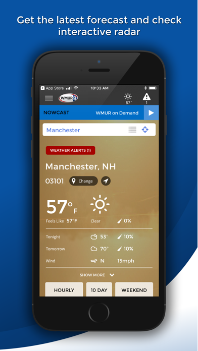 WMUR News 9 - New Hampshire by Hearst Television (iOS