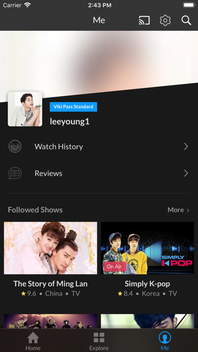 Viki: Asian TV Dramas & Movies app image