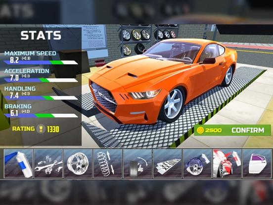 Car Simulator 2 на iPad