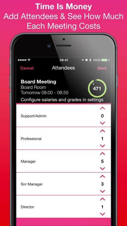 MeeTime Meeting Timer screenshot-2