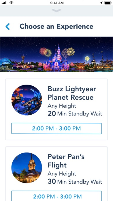 Shanghai Disney Resort Screenshot
