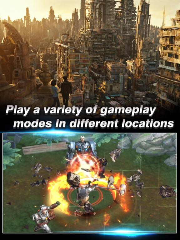 Alita: Battle Angel – The Game screenshot 8