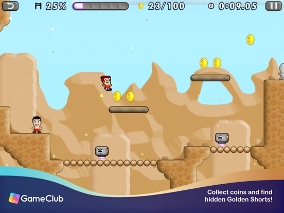 Mikey Shorts - GameClub screenshot 7