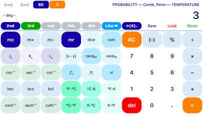SciPro Math Screenshots