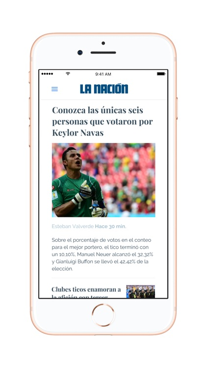 La Nación Costa Rica screenshot-0