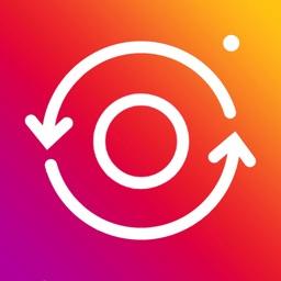 Repost for instagram •
