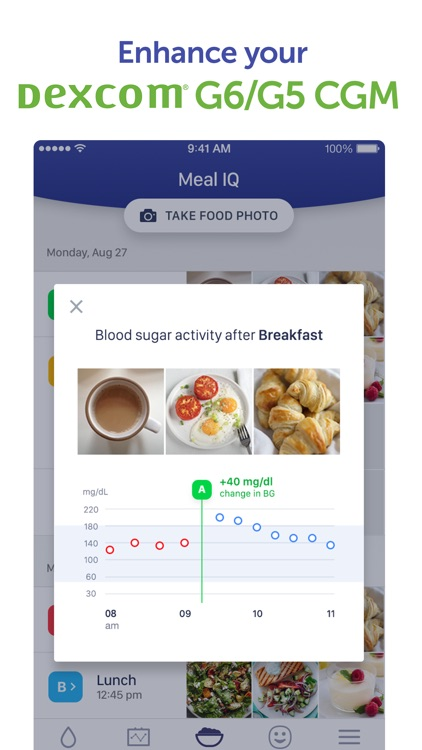Glucose Buddy Diabetes Tracker screenshot-5