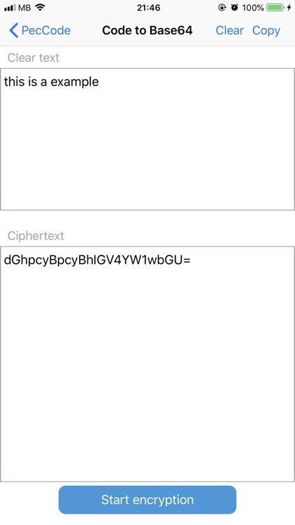PecCode screenshot-4