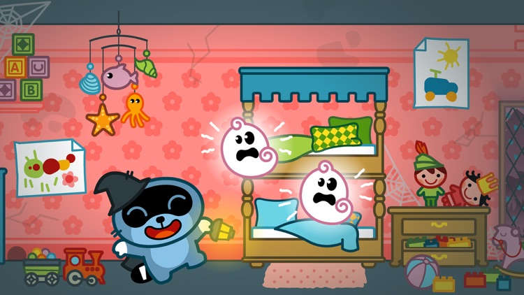 Pango Halloween Memory screenshot-3