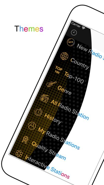 Radio - FM/AM Internet Radio screenshot-3