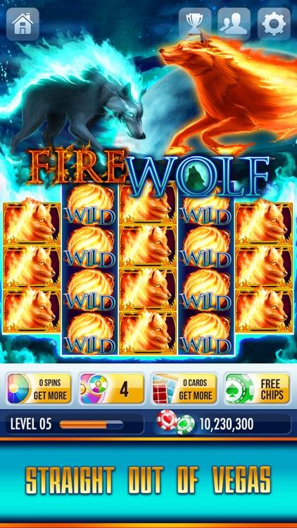 Gray Wolf Peak Casino Slots screenshot-4