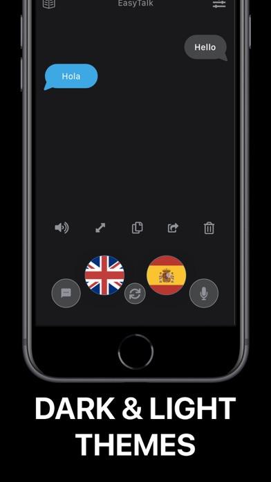 EasyTalk - speak & translate - 窓用