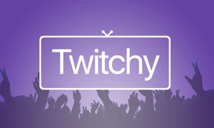 Twitchy Client for Twitch TV