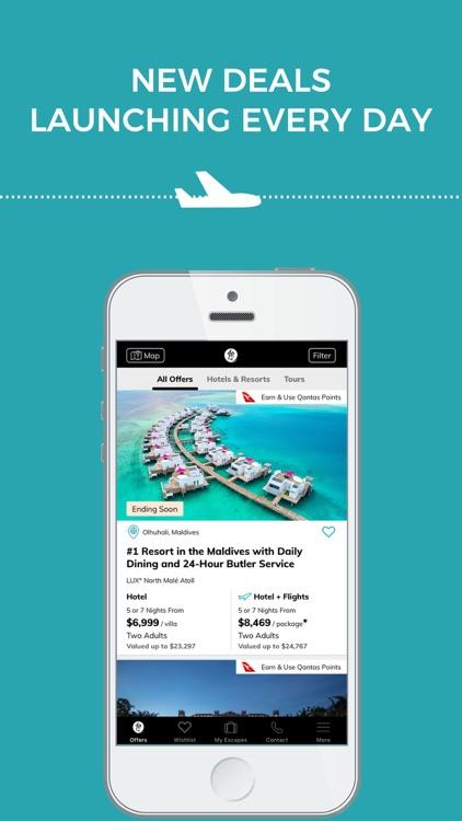 Luxury Escapes: Travel Deals