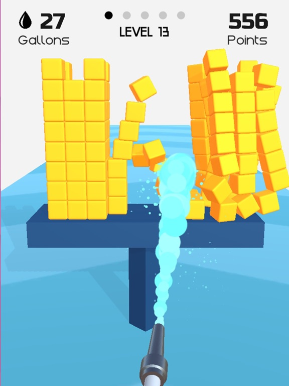 Cube Shower: Knock Color Block screenshot 6