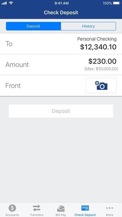 Kirtland FCU Mobile Banking screenshot-7