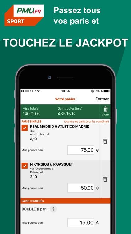 PMU Sport - Paris sportifs screenshot-4