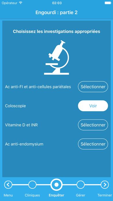 Screenshot #3 pour Prognosis: Your Diagnosis