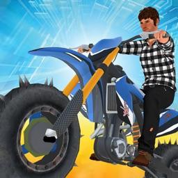 Stunt Bike Moto Xtreme Racing
