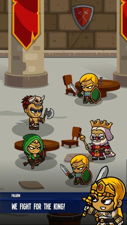 Five Heroes: The King's War screenshot-8