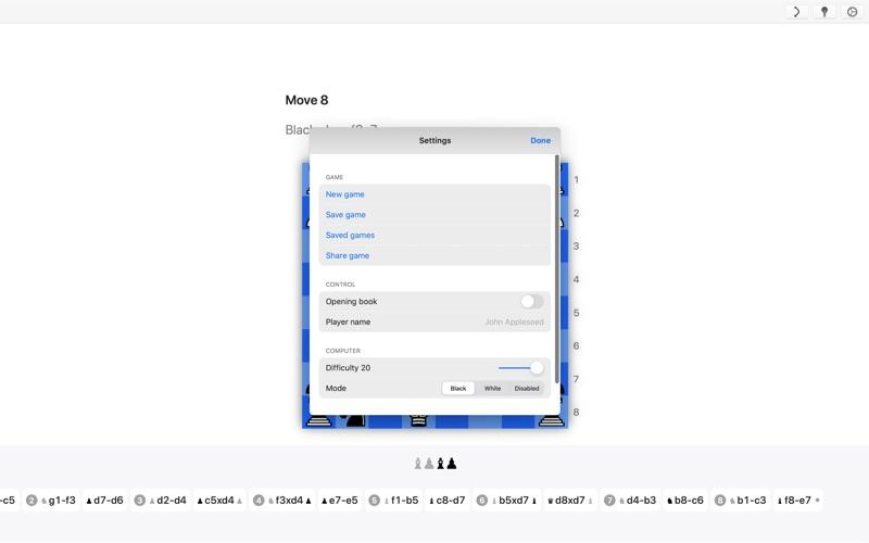 ChessBot for Mac
