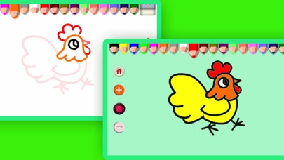 Drawing and Coloring 2 in 1Screenshot of 4