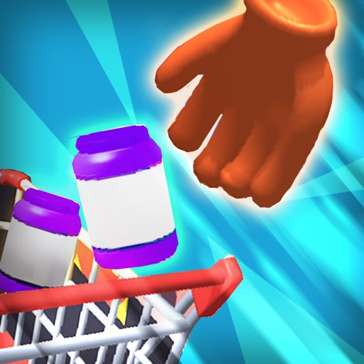 Shopping Race 3D