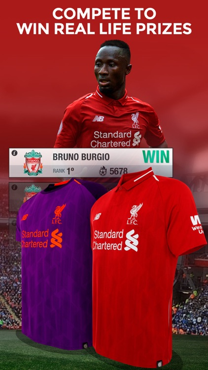 LIVERPOOL FC FANTASY MANAGER screenshot-4