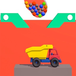 Sand Balls Truck