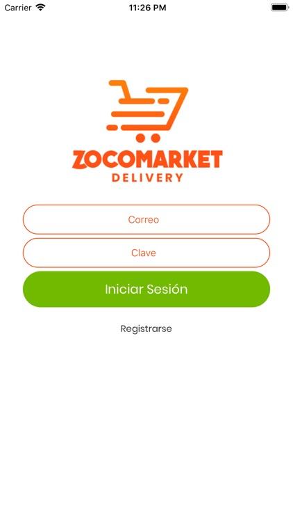 Zocomarket Delivery