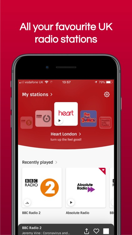 Radioplayer - the UK Radio App