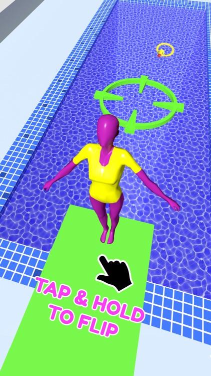 Flip & Dive 3D screenshot-0