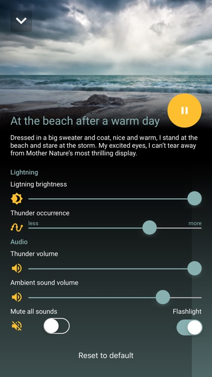 Thunder SoundScapes screenshot-4
