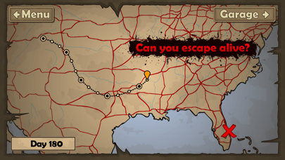 Screenshot for Earn to Die 2 in Azerbaijan App Store