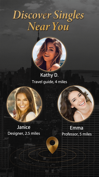 Luxy- Selective Dating Screenshot