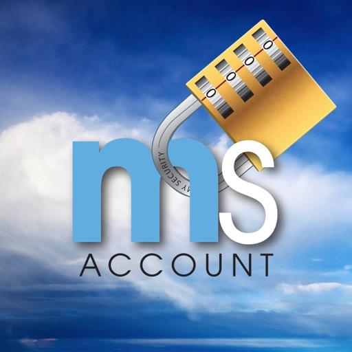 MySecurity Account iOS App