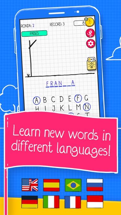 Hangman - Guess Words screenshot two