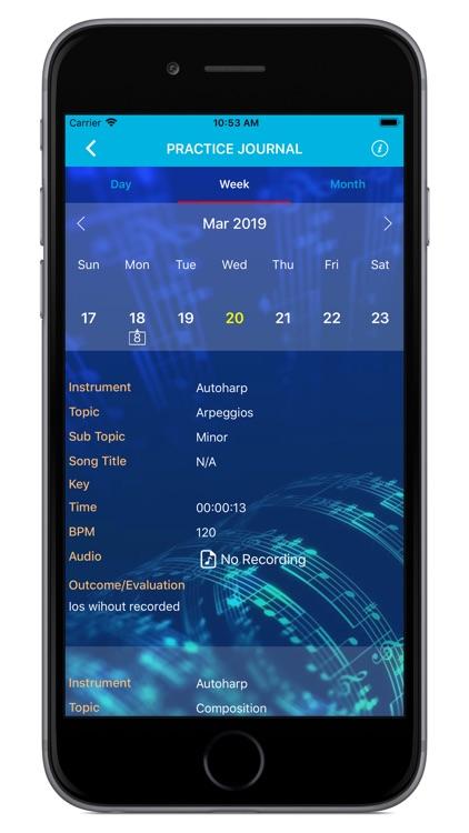 MyTractice: Music Practice App screenshot-5