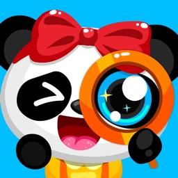 Find Pandas: Hidden Objects