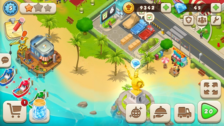 Tasty Town - Restaurant game screenshot-8