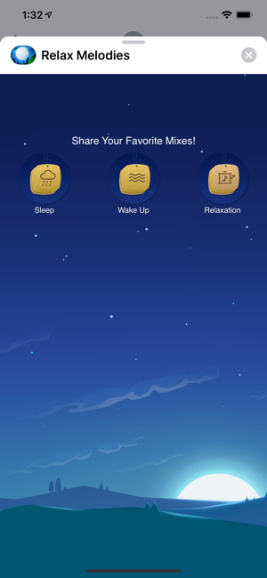 ‎Relax Melodies: Sleep Sounds Screenshot