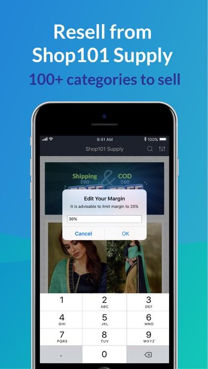 Shop101: #1 Online Selling App