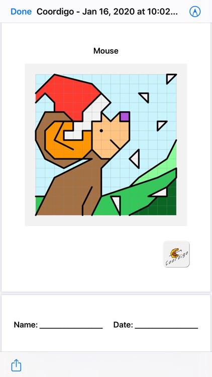Coordigo: Coordinate Drawings! screenshot-3