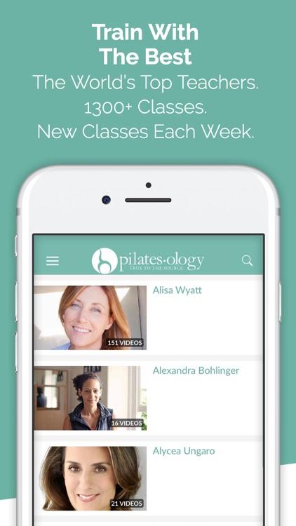 Pilatesology - Pilates Online screenshot-3