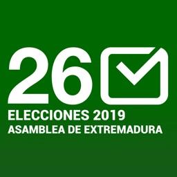 Elecciones Extremadura 2019