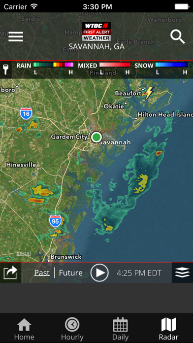 Wtoc First Alert Radar review screenshots