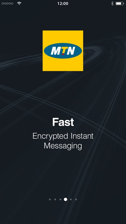 MTN Secure Chat screenshot-1