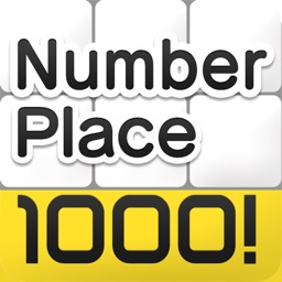 NumberPlace 1000!
