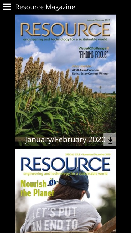 Resource Magazine HD