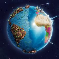 我的世界: 重建星球